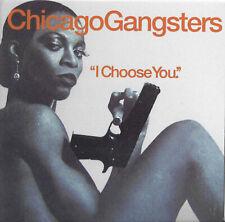 Chicago Gangsters - I Choose You (Ganster Boogie / Blind Over You)  new cd