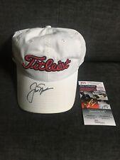 Jack Nicklaus Signed Autographed Titleist Golf Hat Masters JSA