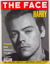 Harry Styles 1D One Direction THE FACE MAGAZINE 2019 Limited edition Sold Out UK