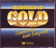 Memories en or-Reader 's Digest 3 CD BOX