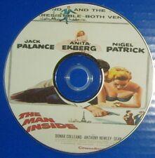 GB FILM NOIR 10: THE MAN INSIDE 1958 Jack Palance, Anita Ekberg