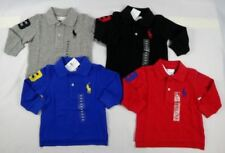 Ralph Lauren Cotton Baby Boys' Tops and T-Shirts