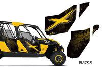 CAN-AM MAVERICK X3-X3 MAX SSP BLACK DUNE FRONT BUMPER KIT #715002961