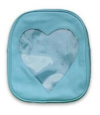 Ita Bag - Blue Heart Window Back Pack Anime Manga NEW