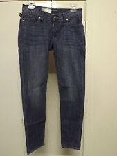 """NWT! ROCK & REPUBLIC Skinny Boyfriend EMO On Deck Cuff Ankle Jeans 0 x 29"""" $88"""