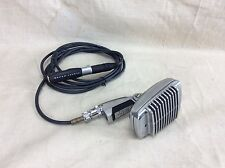 Vintage 1960's Shure Model 51 Sonodyne Dynamic Microphone Elvis  Mic with Cable