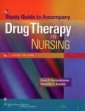 Study Guide to Accompany Drug Therapy in Nursing, Diane S. Aschenbrenner, Good B