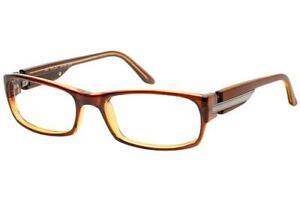 Tuscany Men's Eyeglasses 524 Full Rim Optical Frame 54mm