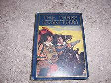 THE THREE MUSKETEERS by Alexandre Dumas/HC/Childrens/Literature/Illustrated