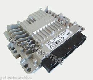CENTRALINA motore FORD TRANSIT CONNECT 1.8 TDCI 90CV  - Servizio Riparazione