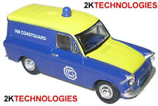 Oxford 76ANG021 Ford Anglia Coastguard Van 1/76 Scale New in Case - T48 Post
