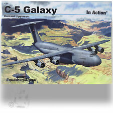 SQUADRON SIGNAL 1201 C-5 GALAXY IN ACTION *SC REFERENCE BOOK