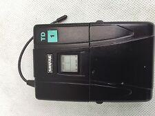 Shure UHF Wireless U1 (suffix KK) Transmitter/Beltpack(852)