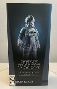 Sideshow Exclusive IMPERIAL AT-AT DRIVER 1/6 Scale Figure ESB