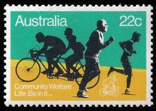 "AUSTRALIA 750 (SG751) - Community Welfare ""Life Be in it""  (pa55089)"