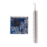 433 LoRa SX1278 Mini Range RF Wireless Transceiver Module SX1276 5Km 100mv GqMWU