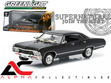 "GREENLIGHT 86441 1:43 1967 CHEVROLET IMPALA SPORTS SEDAN ""SUPERNATURAL"