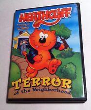 Heathcliff: Terror of the Neighborhood (DVD)