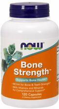 Now Foods resistencia ósea mcha cápsulas de vitamina D3 K2 C, boro, calcio | 2 Tamaños
