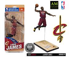 McFARLANE NBA 31 - CLEVELAND CAVALIERS - LEBRON JAMES - FIGUR  NEU/OVP