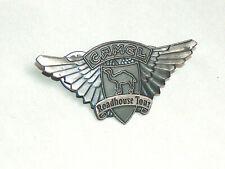 1998 Camel Cigarettes Roadhouse Tour Eagle Wings Straight Back Lapel Pin Button