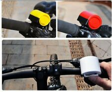 Bicycle Bell Horns Rotating Electronic Loud Air Alarm MTB Cycling Horn Alarm
