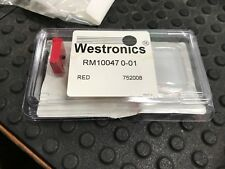 Westronics Rm10047 0-01 Red Marker Pack Of 3