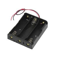^ir Lithium battery hold case contain 18650 li-ion link series (3S) 11,1v 12v