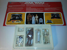 '05 EARLY BIRD STAR WARS MAIL AWAY FIGURE KIT+Certificate Package Display stand