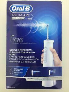 ORAL-B Aqua Care 6 Pro-Expert Dental Water Jet  (no nozzles)