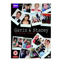 Gavin and Stacey Season Series 1+2+3 TV Series + Christmas Special Box Set R4