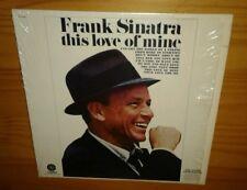 Frank Sinatra, This Love Of Mine, 1969 VINYL LP (VG+) cover in shrink EX