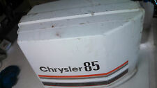 Chrysler 105 HP Outboard Cover Top Cowl Hood Cap Cowling 72 73 74 75 76 77 78 85