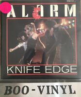"ALARM Knife Edge 7"" VINYL UK Irs 1986 Gatefold Pic Sleeve B/W Caroline Ex+"