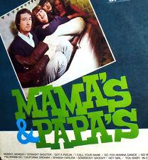 MAMAS AND PAPAS I° LP RARE  SAME OMONIMO RCA SPECIAL SERIES  ITALY 1967