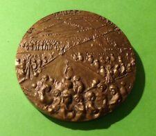 Médaille Veillée D Armes