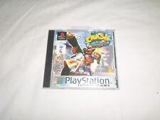 Crash Bandicoot Warped Platinum Playstation 1