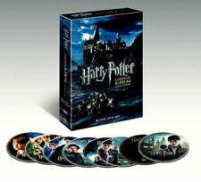 Harry Potter: Complete 8-Film Collection (New Dvd, 8-Disc Set) Free Shipping