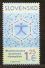 Slovakia 2018 Pofis 664 ** Chemistry