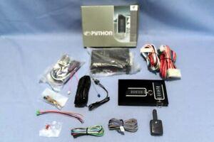 Python 872 Responder 2-way Security/ Remote Start System