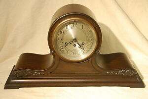 Herschede Hall Clock Company Tambour/Mantle Clock
