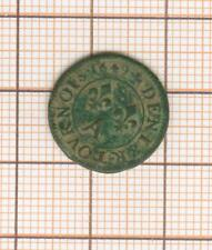 Louis XIV Denier tournois 1649 A