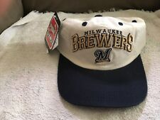New Milwaukee Brewers Hat Cap PUMA Authentic Team Apparel One Size Fits All