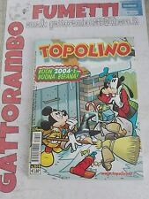 Topolino N.2510 - Disney ottimo