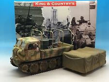 KING & COUNTRY WWII GERMAN FORCES SUMMER RAUPENSHLEPPER WSS175 1/30