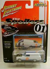 1964 '64 FORD FALCON DELIVERY WHITE THE SPOILERS DIECAST JOHNNY LIGHTNING 2017