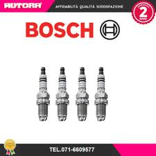 0242235668-G 4 Candele accensione FR7LDC (BOSCH)