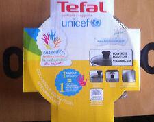 Tefal-Topf mit Glasdeckel 4,3l mit Messleiste und Ausgussl. Aussteuer-Geschenk