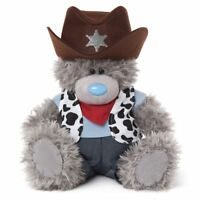 "Me to You 10"" Limited Edition Cowboy Plush Bear Tatty Teddy Boxed"
