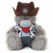 "Me To You 10"" édition limitée cowboy Peluche Ours Tatty Teddy Coffret"